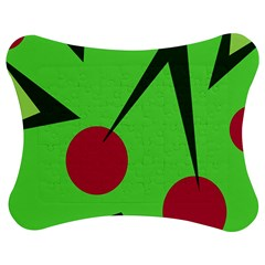 Cherries  Jigsaw Puzzle Photo Stand (Bow)