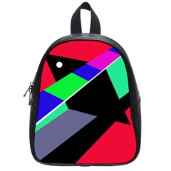 Abstract fish School Bags (Small)