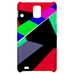 Abstract fish Samsung Infuse 4G Hardshell Case