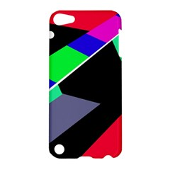 Abstract fish Apple iPod Touch 5 Hardshell Case