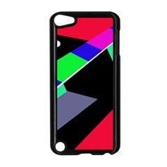 Abstract fish Apple iPod Touch 5 Case (Black)
