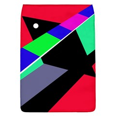 Abstract fish Flap Covers (L)