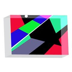 Abstract fish 4 x 6  Acrylic Photo Blocks