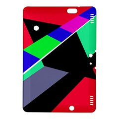 Abstract fish Kindle Fire HDX 8.9  Hardshell Case