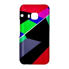 Abstract fish HTC One M9 Hardshell Case