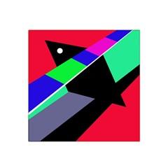 Abstract fish Satin Bandana Scarf