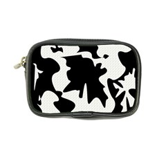 Black and white elegant design Coin Purse