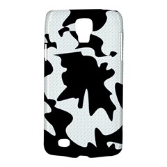 Black and white elegant design Galaxy S4 Active