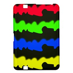 Colorful abstraction Kindle Fire HD 8.9