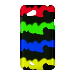 Colorful abstraction HTC Desire VC (T328D) Hardshell Case