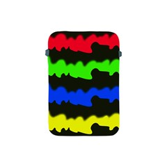 Colorful abstraction Apple iPad Mini Protective Soft Cases