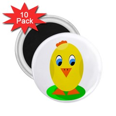 Cute chicken  2.25  Magnets (10 pack)