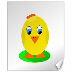 Cute chicken  Canvas 16  x 20