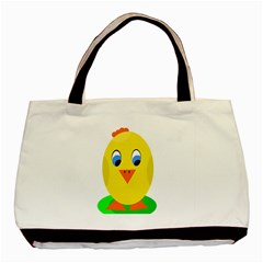 Cute chicken  Basic Tote Bag (Two Sides)