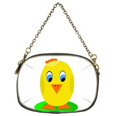 Cute chicken  Chain Purses (Two Sides)