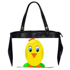 Cute chicken  Office Handbags (2 Sides)