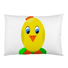 Cute chicken  Pillow Case (Two Sides)