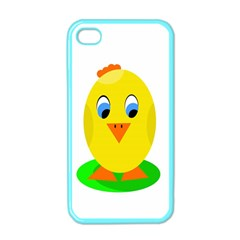 Cute chicken  Apple iPhone 4 Case (Color)