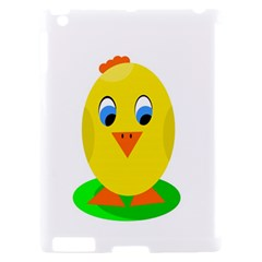 Cute chicken  Apple iPad 2 Hardshell Case (Compatible with Smart Cover)