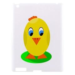Cute chicken  Apple iPad 3/4 Hardshell Case