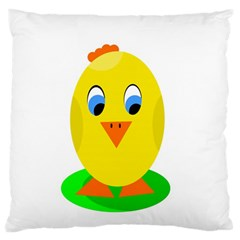 Cute chicken  Large Cushion Case (Two Sides)