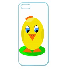 Cute chicken  Apple Seamless iPhone 5 Case (Color)