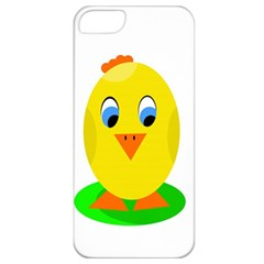 Cute chicken  Apple iPhone 5 Classic Hardshell Case