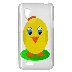 Cute chicken  HTC Desire VT (T328T) Hardshell Case