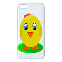 Cute chicken  Apple iPhone 5 Premium Hardshell Case