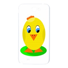 Cute chicken  Samsung Note 2 N7100 Hardshell Back Case