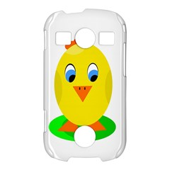 Cute chicken  Samsung Galaxy S7710 Xcover 2 Hardshell Case