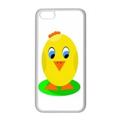 Cute chicken  Apple iPhone 5C Seamless Case (White)