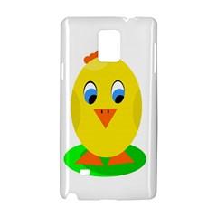 Cute chicken  Samsung Galaxy Note 4 Hardshell Case