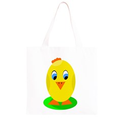 Cute chicken  Grocery Light Tote Bag