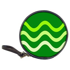 Green waves Classic 20-CD Wallets