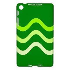 Green waves Nexus 7 (2013)