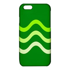 Green waves iPhone 6/6S TPU Case