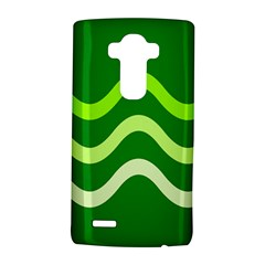 Green Waves Lg G4 Hardshell Case
