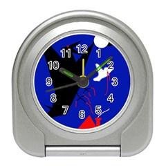 Night birds  Travel Alarm Clocks