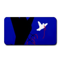 Night birds  Medium Bar Mats
