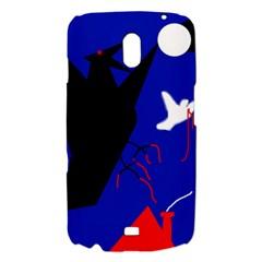 Night birds  Samsung Galaxy Nexus i9250 Hardshell Case