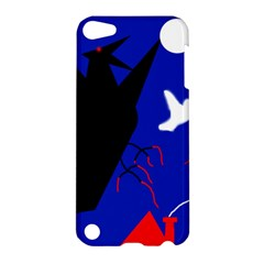 Night birds  Apple iPod Touch 5 Hardshell Case