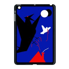 Night birds  Apple iPad Mini Case (Black)