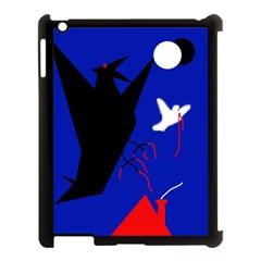 Night birds  Apple iPad 3/4 Case (Black)