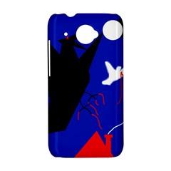 Night birds  HTC Desire 601 Hardshell Case