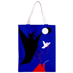 Night birds  Classic Light Tote Bag