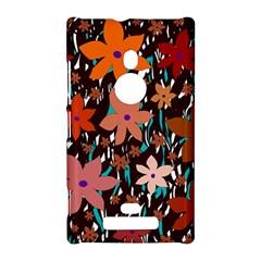 Orange flowers  Nokia Lumia 925