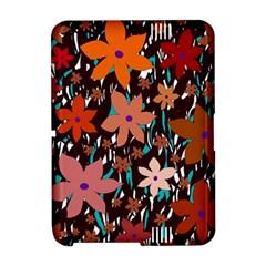 Orange flowers  Amazon Kindle Fire (2012) Hardshell Case