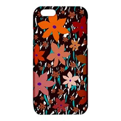 Orange flowers  iPhone 6/6S TPU Case