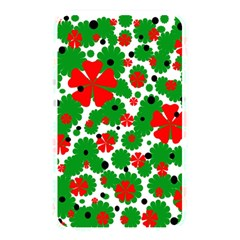Red and green Christmas design  Memory Card Reader
